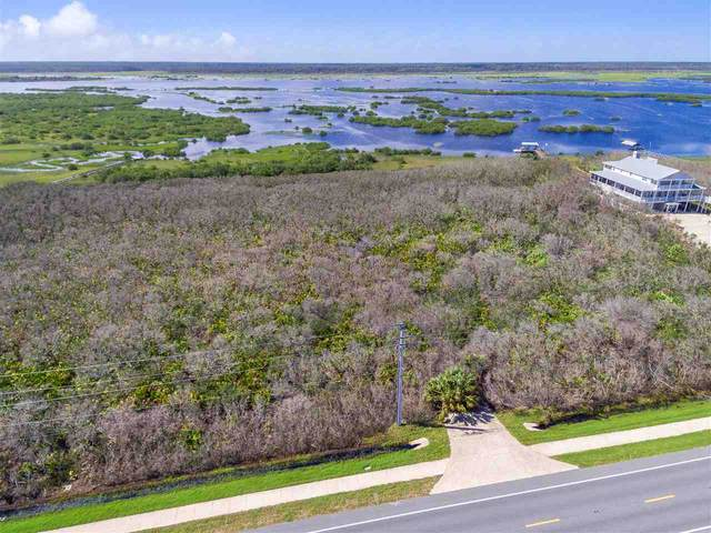 8175 A1a South, St Augustine, FL 32080 (MLS #195587) :: Memory Hopkins Real Estate