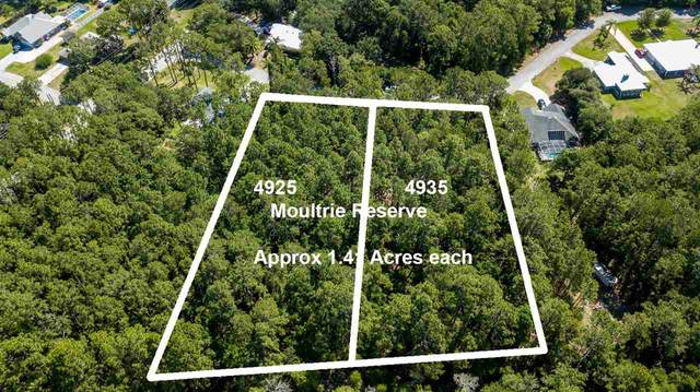 4925 Moultrie Reserve Court, St Augustine, FL 32086 (MLS #195592) :: Memory Hopkins Real Estate