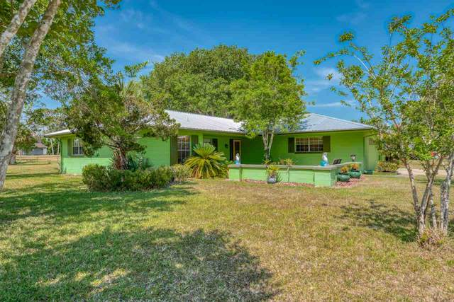 485 Sevilla Drive, St Augustine, FL 32086 (MLS #195596) :: The Newcomer Group