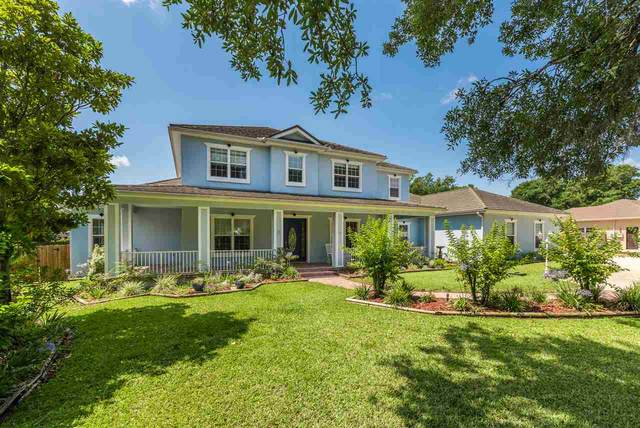 603 Stafford Ln, St Augustine, FL 32086 (MLS #195608) :: Noah Bailey Group