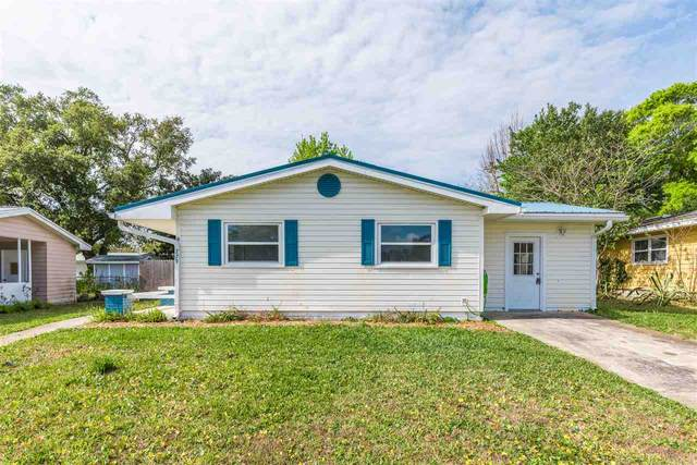 229 Deltona Blvd, St Augustine, FL 32086 (MLS #195609) :: Memory Hopkins Real Estate