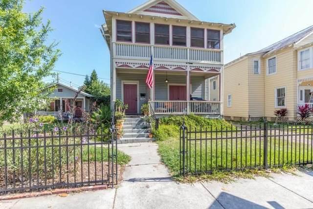 56 Carrera St, St Augustine, FL 32084 (MLS #195635) :: Bridge City Real Estate Co.