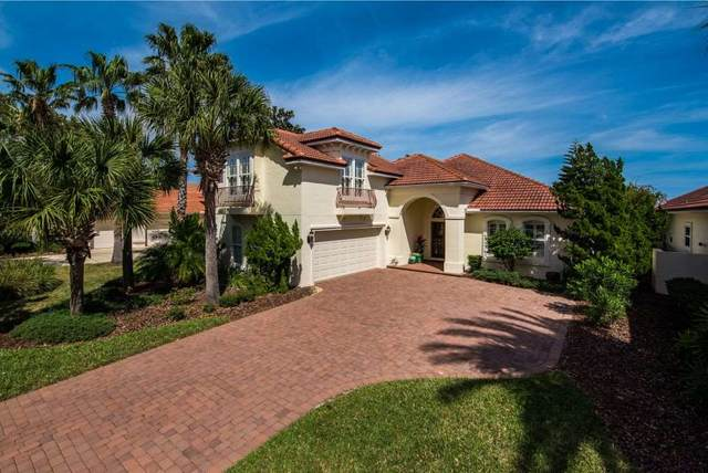 326 Fiddlers Point Drive, St Augustine, FL 32080 (MLS #195643) :: The DJ & Lindsey Team