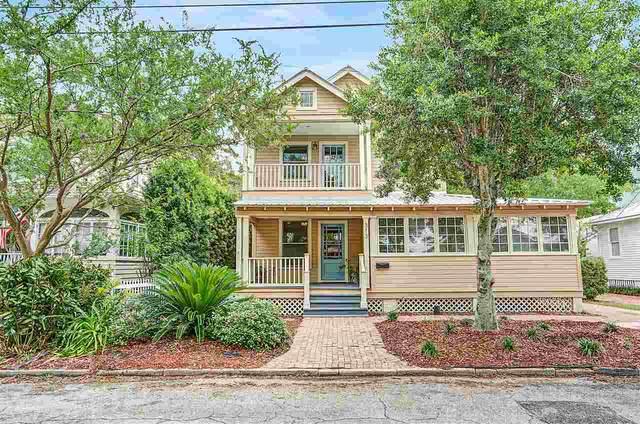 313 St George St, St Augustine, FL 32084 (MLS #195668) :: Noah Bailey Group