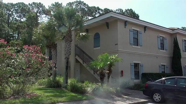 440 La Travesia Flora #201, St Augustine, FL 32095 (MLS #195676) :: The DJ & Lindsey Team