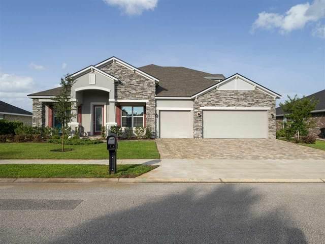 33 Eagle Lake Dr, Flagler Beach, FL 32136 (MLS #195693) :: Memory Hopkins Real Estate