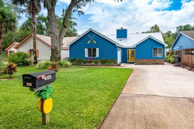 405 D St, St Augustine, FL 32080 (MLS #195704) :: Bridge City Real Estate Co.