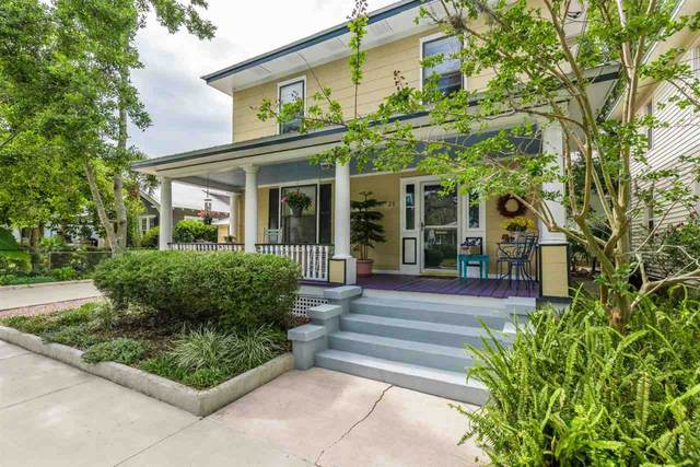 21 Saragossa Street, St Augustine, FL 32084 (MLS #195706) :: Bridge City Real Estate Co.