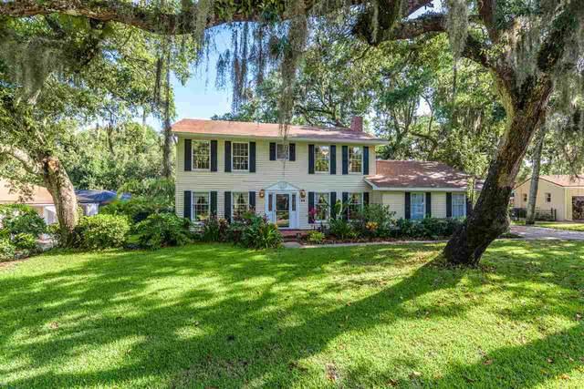 49 White Ct, St Augustine, FL 32080 (MLS #195709) :: Memory Hopkins Real Estate