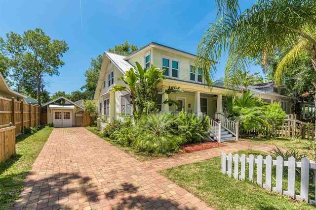 65 Saragossa Street, St Augustine, FL 32084 (MLS #195710) :: The DJ & Lindsey Team
