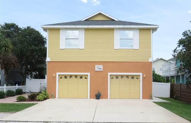 5138 Medoras Avenue, St Augustine, FL 32080 (MLS #195727) :: Noah Bailey Group