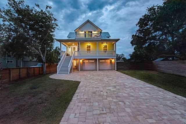 6096 Ajo Road, St Augustine, FL 32080 (MLS #195728) :: Memory Hopkins Real Estate