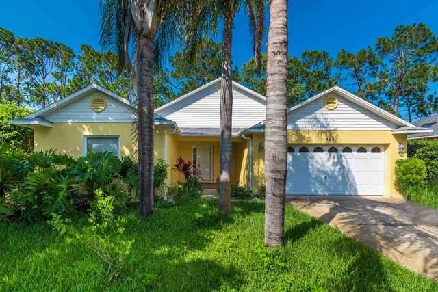 405 Inagua Drive, St Augustine, FL 32095 (MLS #195791) :: The DJ & Lindsey Team