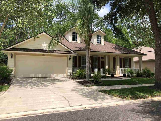 828 Cypress Crossing Trl, St Augustine, FL 32095 (MLS #195798) :: Noah Bailey Group