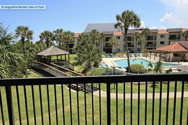 4250 A1a S Q-27, St Augustine, FL 32080 (MLS #195815) :: Noah Bailey Group
