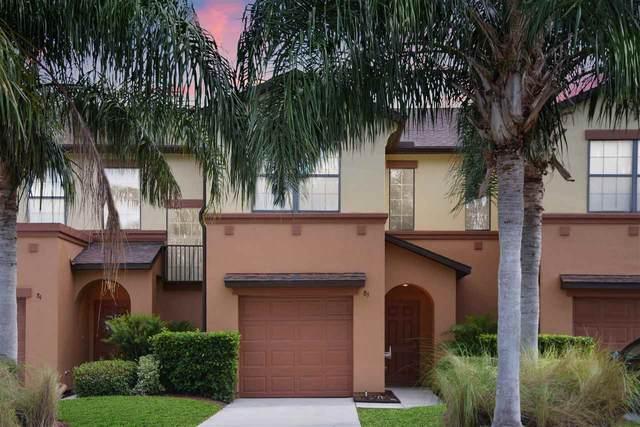 83 Hannah Cole Drive, St Augustine, FL 32080 (MLS #195837) :: The DJ & Lindsey Team