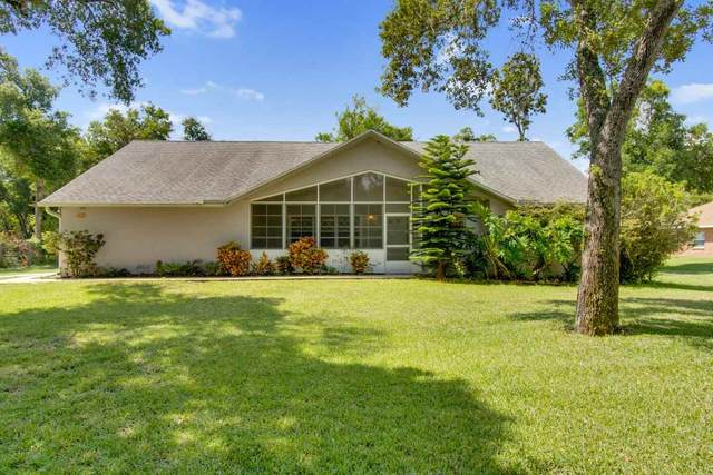 45 Bulow Woods Cir, Flagler Beach, FL 32136 (MLS #195887) :: Memory Hopkins Real Estate