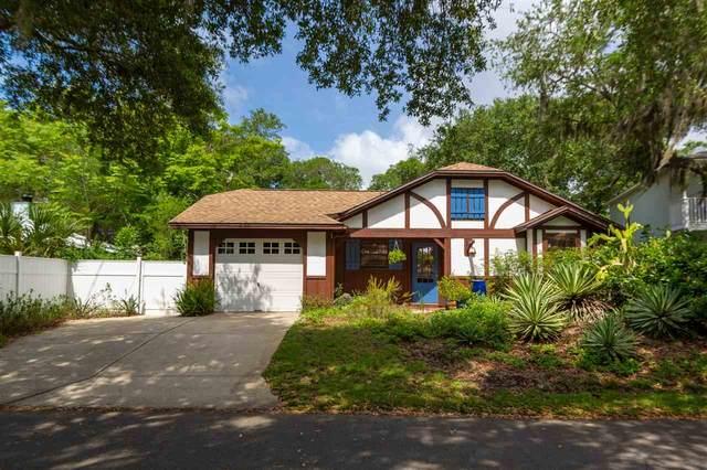 25 Lockhart Ln, St Augustine, FL 32080 (MLS #195929) :: The DJ & Lindsey Team