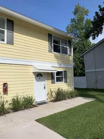 4420 Carter Road #4, St Augustine, FL 32086 (MLS #195942) :: Noah Bailey Group
