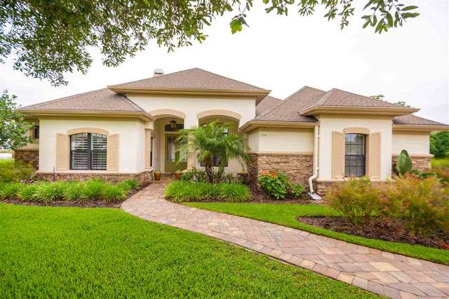 534 Turnberry Lane, St Augustine, FL 32080 (MLS #195964) :: Noah Bailey Group