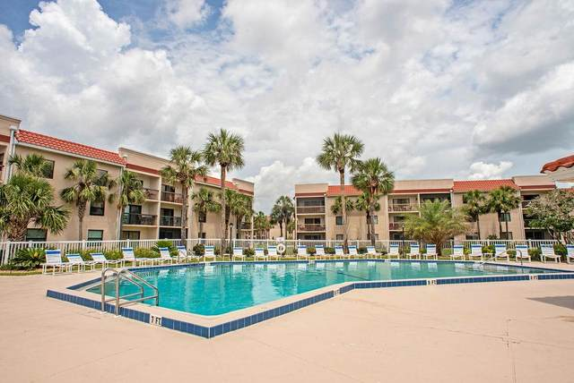 4250 A1a South Unit G16 G16, St Augustine, FL 32080 (MLS #195992) :: The Newcomer Group