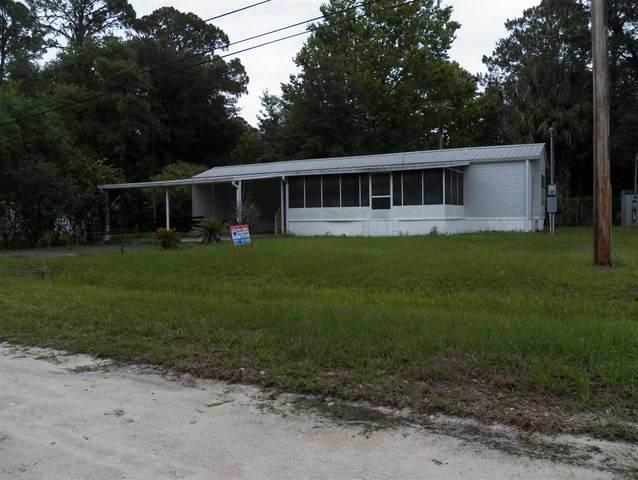 136&138 Palm Dr, Georgetown, FL 32112 (MLS #195993) :: The DJ & Lindsey Team