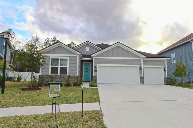 311 Silver Sage Lane, St Augustine, FL 32095 (MLS #196035) :: 97Park