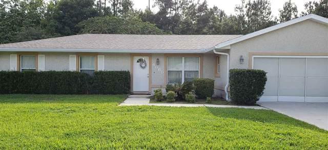 4065 Red Pine Lane, St Augustine, FL 32086 (MLS #196117) :: Keller Williams Realty Atlantic Partners St. Augustine