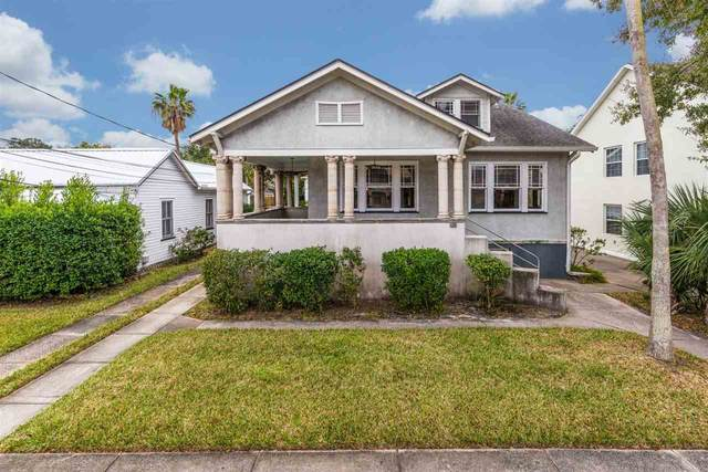 25 Old Mission Ave, St Augustine, FL 32084 (MLS #196200) :: The Newcomer Group