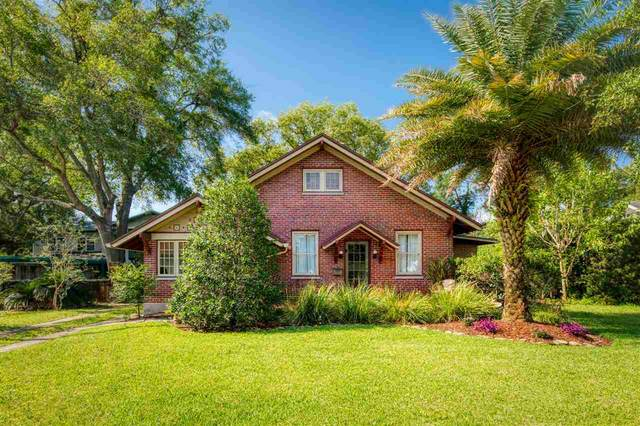 69 Valencia, St Augustine, FL 32084 (MLS #196216) :: The Impact Group with Momentum Realty