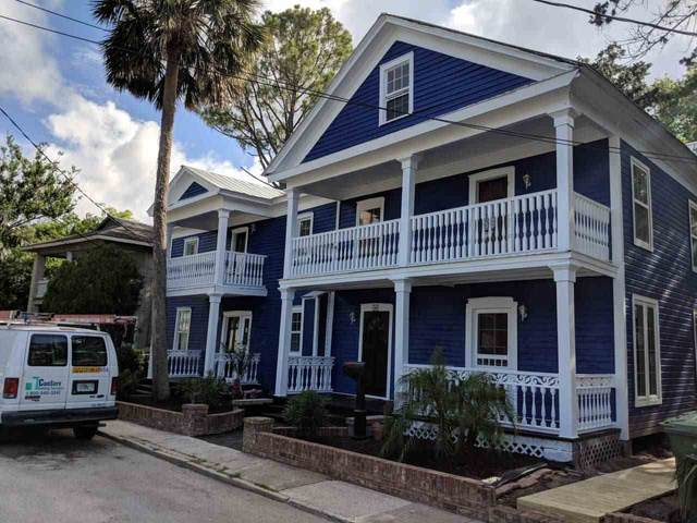 16 Mulvey St 1, 2, 3, 4, 5, St Augustine, FL 32084 (MLS #196236) :: The Perfect Place Team