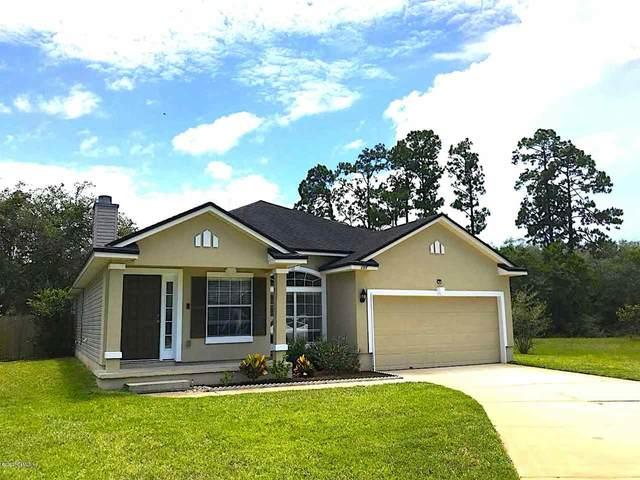 157 Moultrie Crossing Ln, St Augustine, FL 32086 (MLS #196255) :: Bridge City Real Estate Co.
