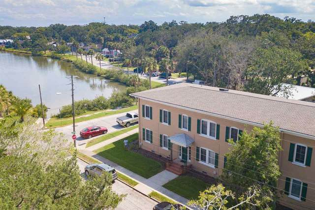 172 Cordova St #9, St Augustine, FL 32084 (MLS #196257) :: The Impact Group with Momentum Realty