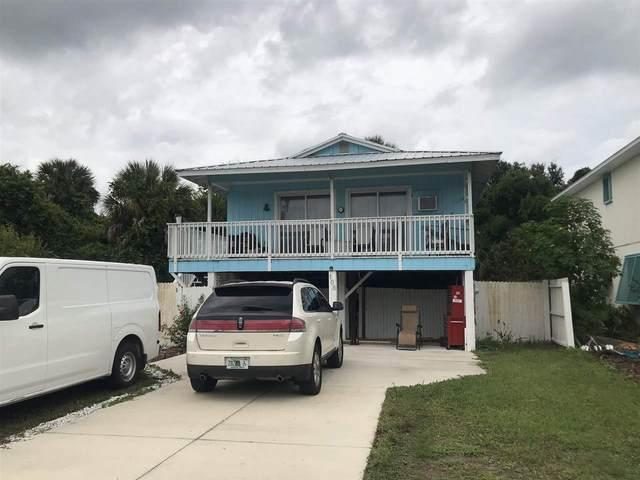 108 3rd St, St Augustine Beach, FL 32080 (MLS #196285) :: Noah Bailey Group