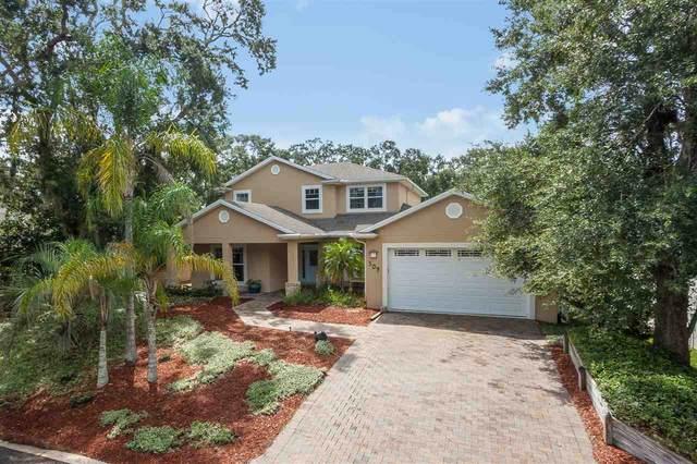 309 Spanish Oak Ct, St Augustine Beach, FL 32080 (MLS #196294) :: Noah Bailey Group