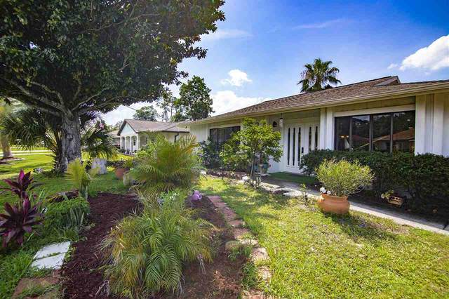 36 Folson Lane, Palm Coast, FL 32137 (MLS #196298) :: Noah Bailey Group