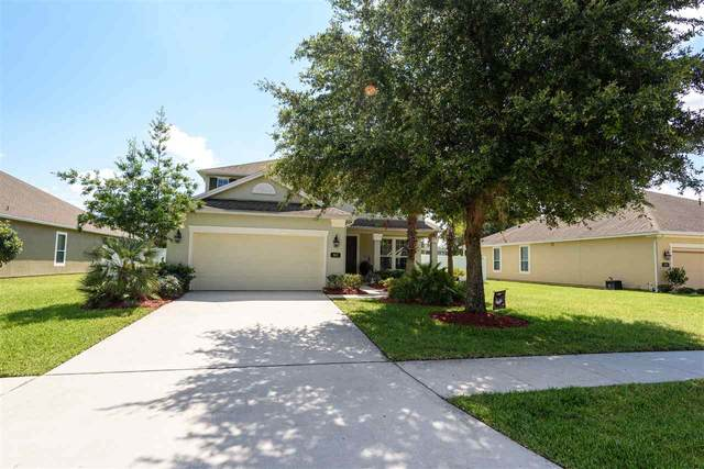 512 Cedar Arbor Court, St Augustine, FL 32084 (MLS #196331) :: Memory Hopkins Real Estate