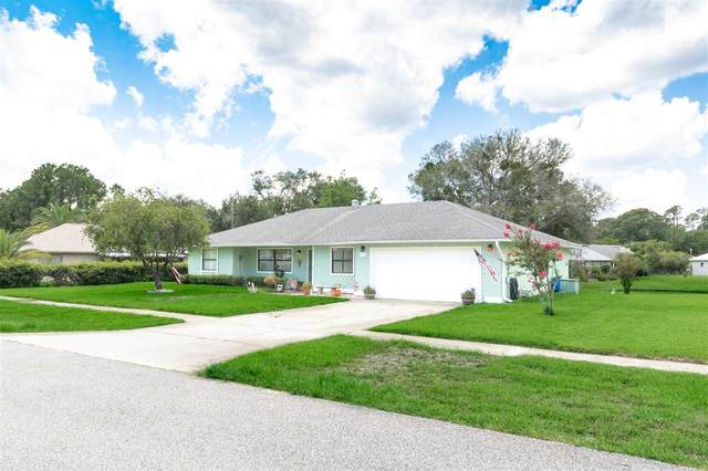 161 Mariner Road, St Augustine, FL 32086 (MLS #196395) :: 97Park