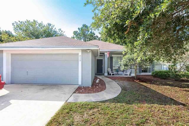 212 Merida Road, St Augustine, FL 32086 (MLS #196396) :: Noah Bailey Group