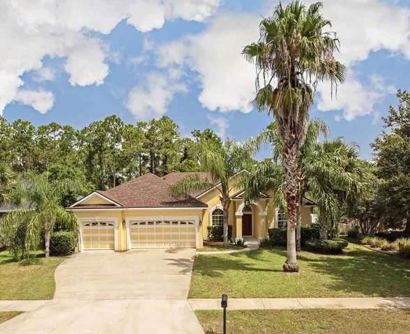304 Palmas Circle, St Augustine, FL 32086 (MLS #196408) :: Noah Bailey Group