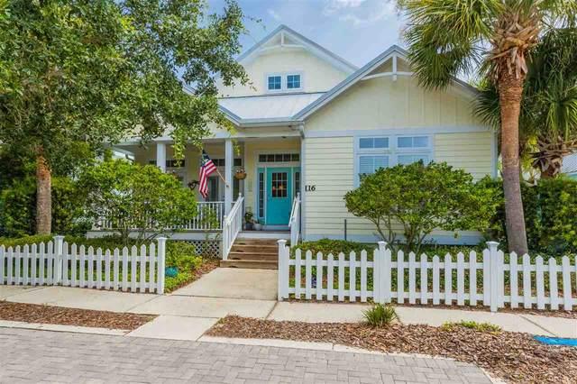 116 Island Cottage Way, St Augustine, FL 32080 (MLS #196422) :: Keller Williams Realty Atlantic Partners St. Augustine