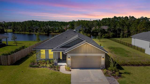 116 Goldenrod Lake Drive, St Augustine, FL 32084 (MLS #196449) :: Noah Bailey Group
