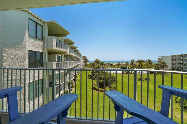 4670 S A1a #3306, St Augustine, FL 32080 (MLS #196459) :: The Newcomer Group