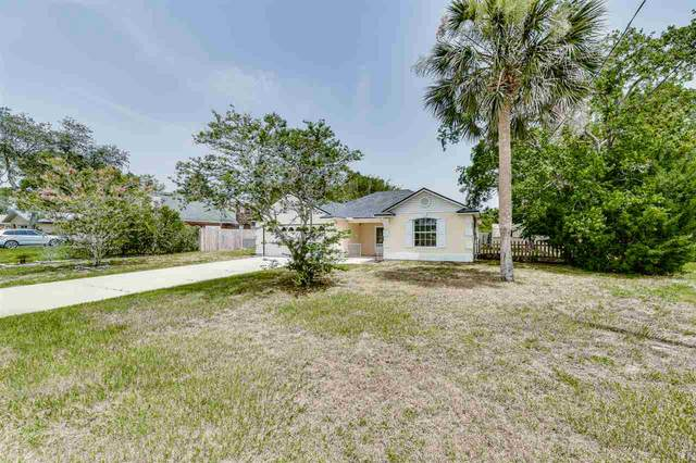 201 Warbler Rd, St Augustine, FL 32086 (MLS #196485) :: The Newcomer Group