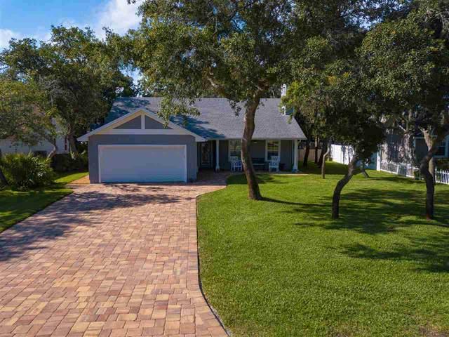 332 Mystical Way, St Augustine Beach, FL 32080 (MLS #196502) :: Noah Bailey Group