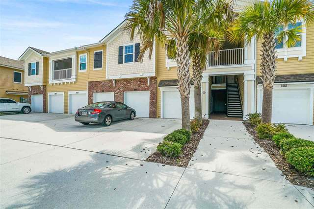 1418 Golden Lake Loop #1418, St Augustine, FL 32084 (MLS #196514) :: The Newcomer Group