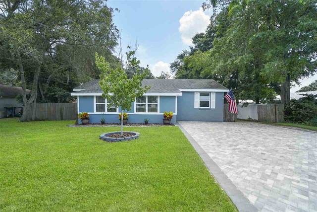 215 Jasmine Rd, St Augustine, FL 32086 (MLS #196523) :: The Newcomer Group