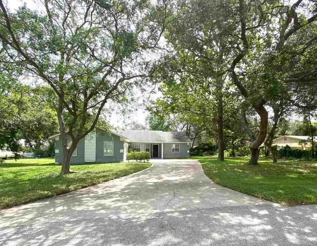 357 Lobelia Rd., St Augustine, FL 32086 (MLS #196524) :: The Newcomer Group