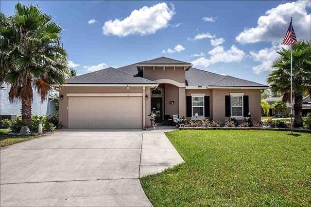 91 Wild Egret Ln, St Augustine, FL 32086 (MLS #196538) :: Noah Bailey Group