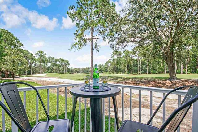 335 N Shore Circle #1012, St Augustine, FL 32092 (MLS #196541) :: Memory Hopkins Real Estate